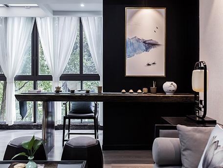 中式住宅丨贵精不贵丽,贵新奇大雅,不贵纤巧烂漫。