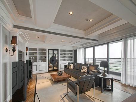 新古典丨细致又大气的新古典住宅